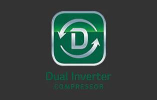 Dual Inverter Compressor
