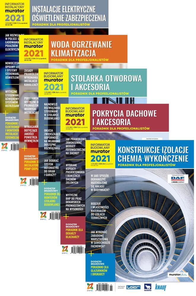 Pakiet Informatorów 2021 - DRUK
