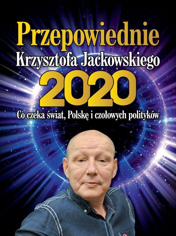 Przepowiednie Krzysztofa Jackowskiego na rok 2020
