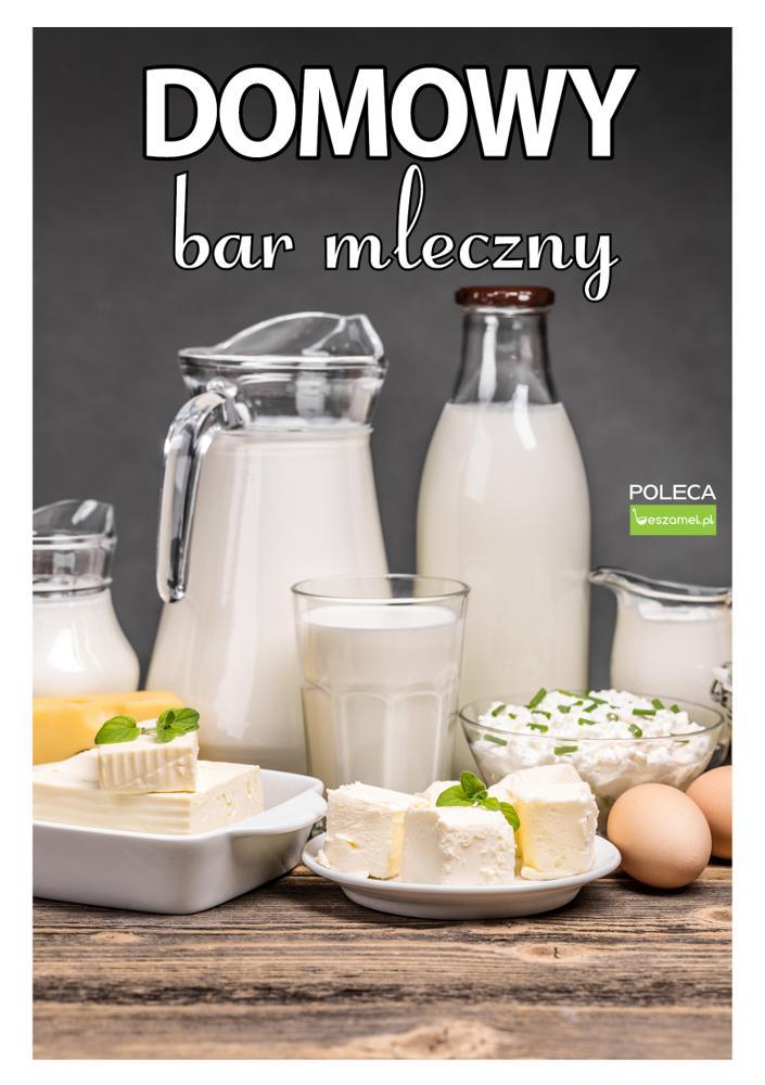 Domowy bar mleczny