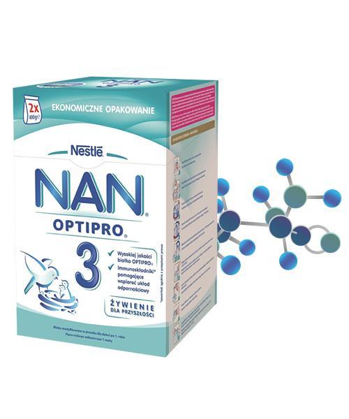 NAN OPTIPRO<sup>®</sup> 3