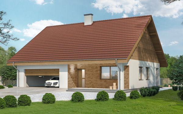 Elewacje domów - jak dobrać ich kolor do stylu domu?