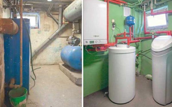 Modernizacja kotłowni: wymiana pieca na paliwo stałe na kocioł gazowy