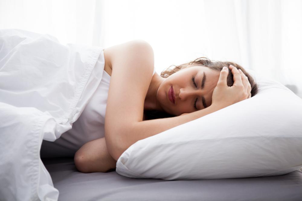 Pocenie nocne: nocne poty to często objaw choroby