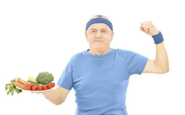 Zdrowa dieta dla osób po 60 r. ż. - doda energii