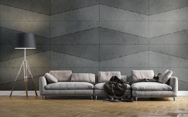 Płyty z betonu architektonicznego - gładkie i z efektem 3d