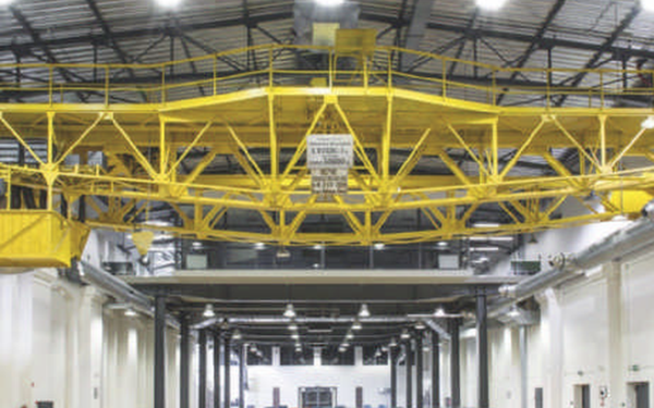 Ogrzewanie hal - rodzaje systemów ogrzewania hal produkcyjnych, magazynowych i innych