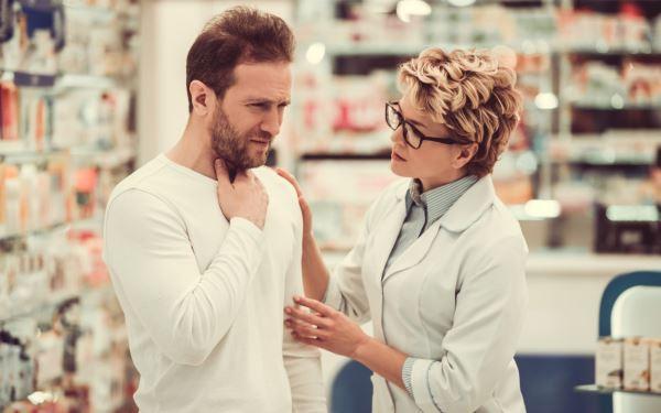 Wirusowe czy bakteryjne zapalenie gardła?