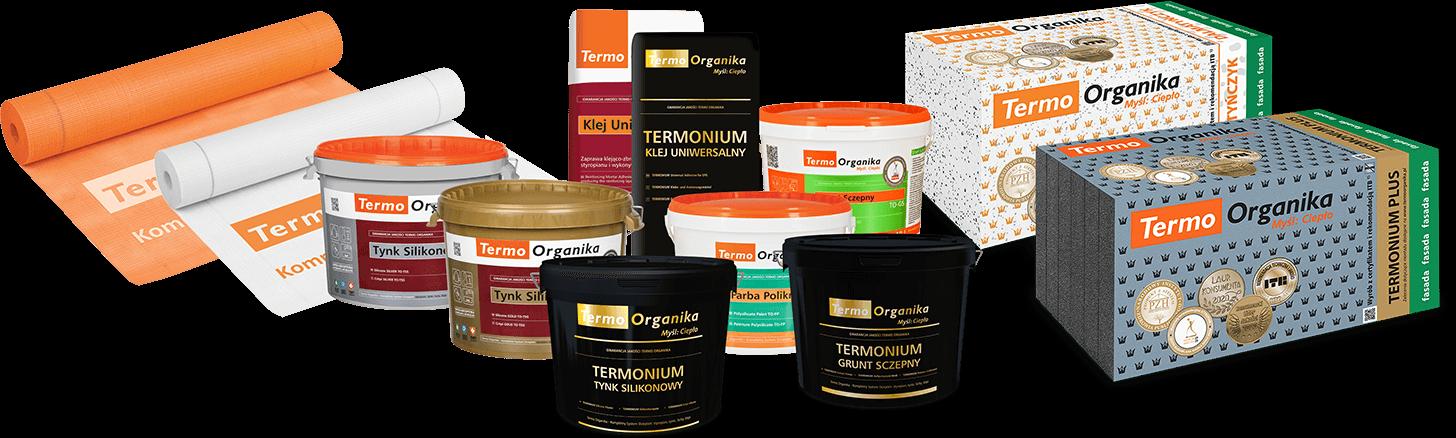 Produkty Termo Organika