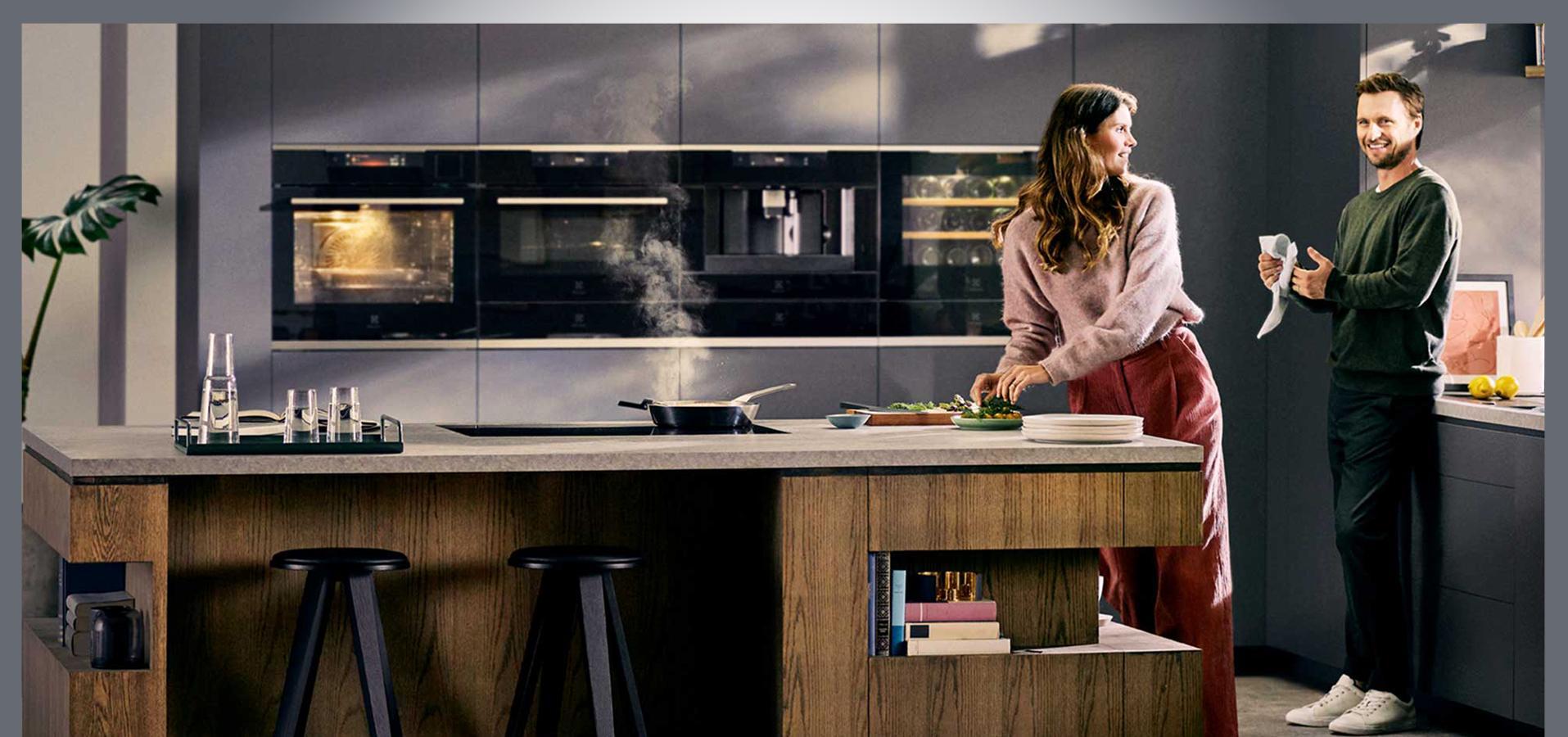 Electrolux - prawdziwie intuicyjna kuchnia